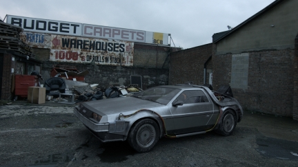 Back to the Future // DeLorean DMC-12